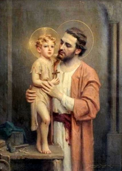 Saint of the Day – 19 March – The Solemnity of St Joseph ...