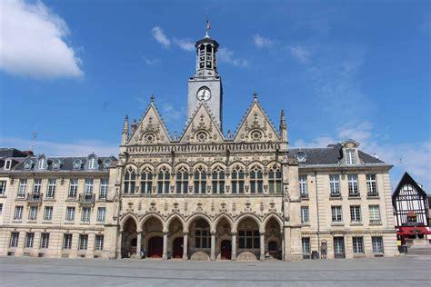 Saint Quentin, hôtel de ville