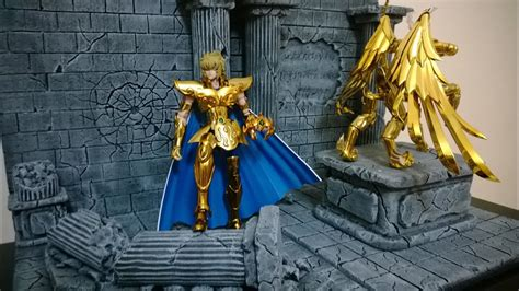 Saint Seiya Myth Cloth   Dioramas Cavaleiros do Zodiaco ...