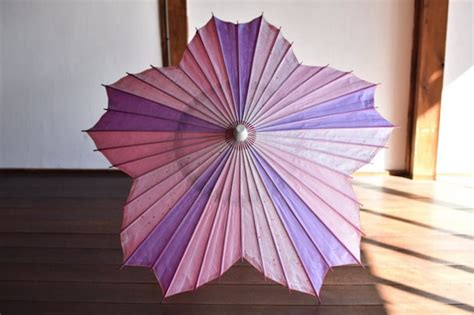 Sakura Shaped Japanese Parasol is Perfect for Cherry ...