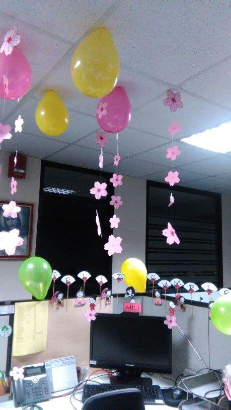 Sakuras para decoración de cumpleaños | Cumpleaños de ...