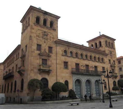 Salamanca tierra mía: Edificio del Banco de España