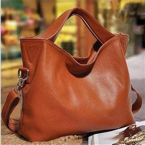 Sales Promotion!Casual Women Crossbody Leather Bag Big ...