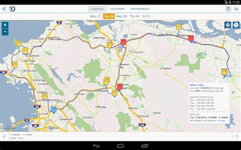 Sales Rep Route Planner   Android Apps on Google Play