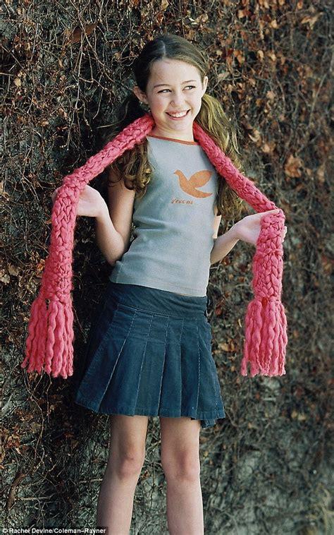 Salieron fotos inéditas de Miley Cyrus   TKM Argentina