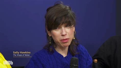 Sally Hawkins & cast of THE SHAPE OF WATER  2017  at ...