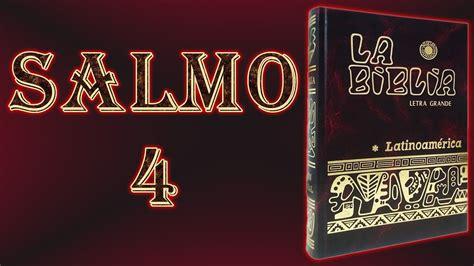 SALMO 4   ORACIÓN DE LA NOCHE   Biblia Latinoamericana ...