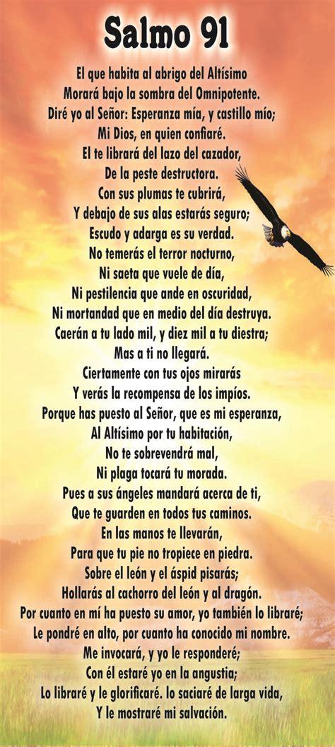 salmo 91   Google Search | Salmo 91, Salmos, Salmo 91 español