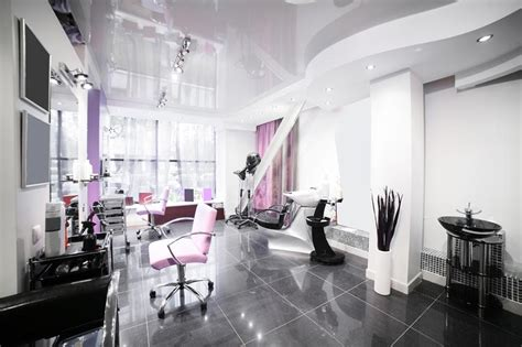 Salon Station Ideas! Stand Out With These Funky Designs