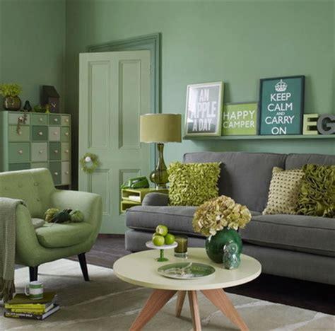 Salones en color verde   Decoración de Interiores y ...