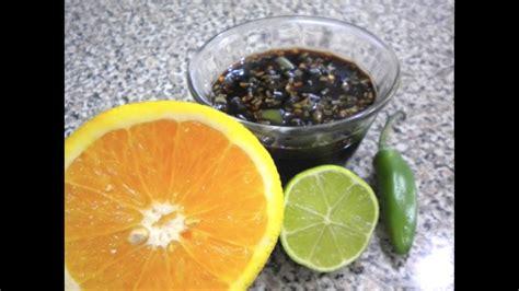 SALSA DE SOYA CON CHILE para sushi y comida oriental ...