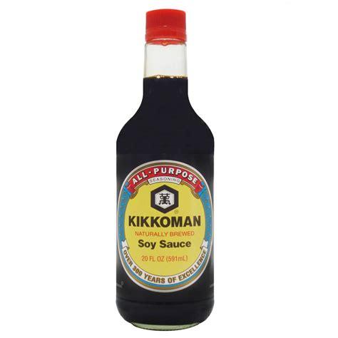 Salsa De Soya Regular KIKKOMAN 591 ml.