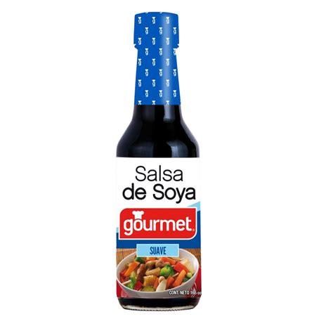 Salsa de Soya Suave | Gourmet