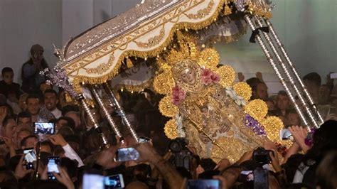 Salto de la reja de La Virgen del Rocío 2019