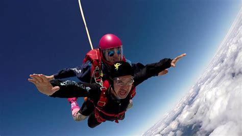 Salto en paracaídas   Salvador Romero Valencia   YouTube