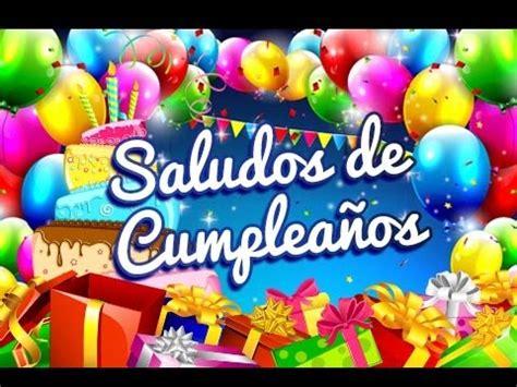 Saludos de Cumpleaños   Saludos de o para o por Cumpleaños ...