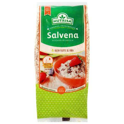 Salvado de Avena, «Salvena», 400 Grs, Marca Nutrisa   Tremus