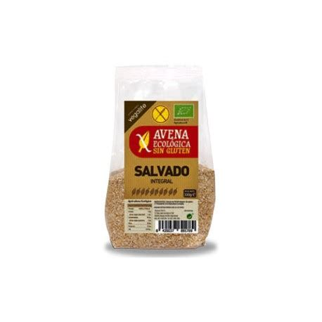SALVADO DE AVENA SIN GLUTEN 300 GR, VEGALIFE ...