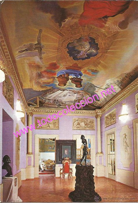 salvador dali   teatro museo: salon noble: tech   Comprar ...