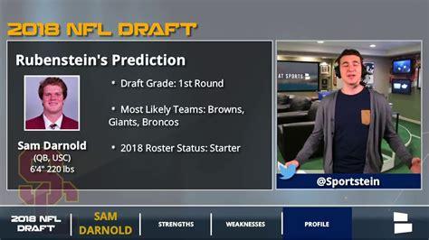 Sam Darnold 2018 NFL Draft Profile: Strengths, Weaknesses ...
