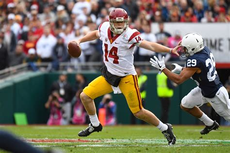 Sam Darnold Declares for NFL Draft | San Clemente Times