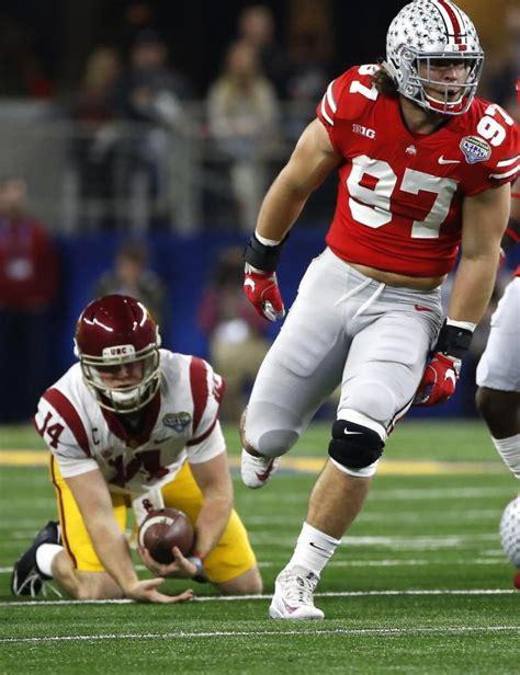 Sam Darnold, Giants QB hopeful, struggles in Cotton Bowl ...