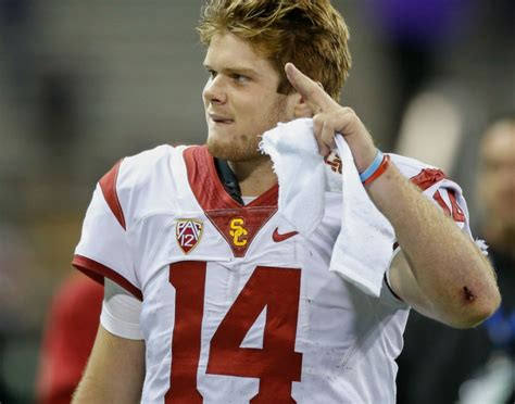 Sam Darnold goes first in PFF s early 2018 mock draft ...
