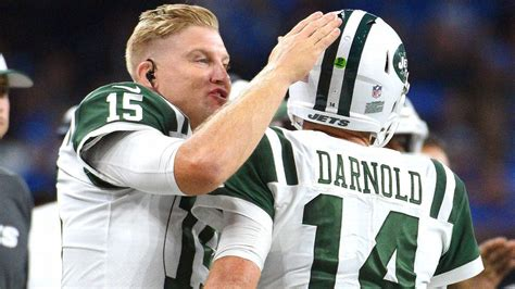 Sam Darnold Josh McCown connection: Family, hugs and ...