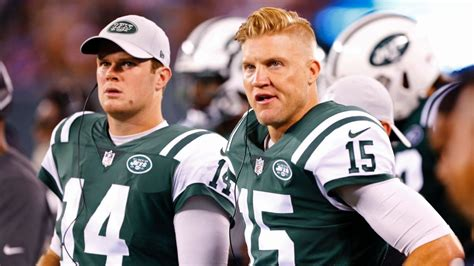 Sam Darnold: Mom cried when she heard he d be Jets ...