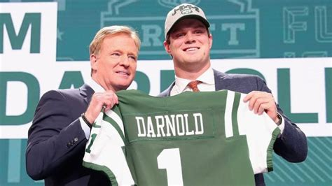 Sam Darnold not worried about adjusting to the chilly ...