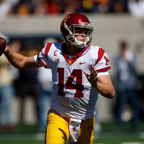 Sam Darnold Reportedly  Leaning Toward  Declaring for 2018 ...