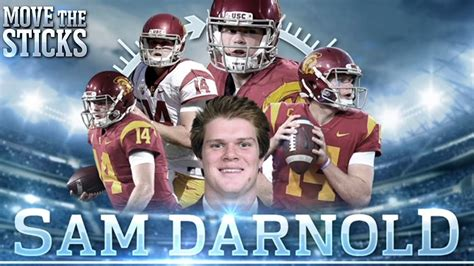 Sam Darnold s NFL Draft Profile with College & High School ...