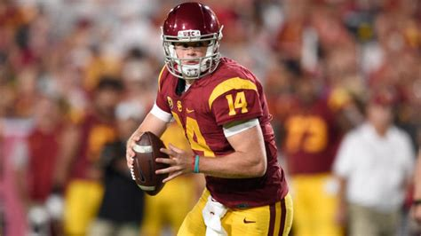 Sam Darnold s star shines bright as pressure, expectations ...