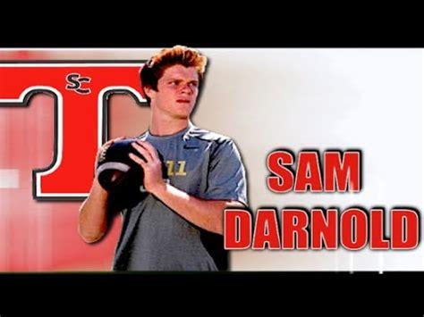 Sam Darnold : San Clemente High  CA  Class of 2015 ...