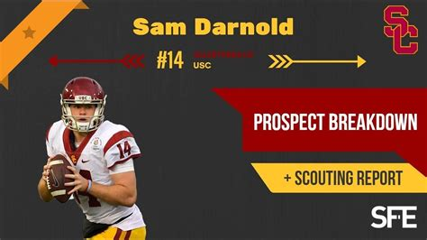 Sam Darnold Scouting Report   2018 NFL Draft Profile and ...