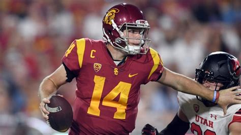 Sam Darnold, USC out to sustain sudden offensive surge ...