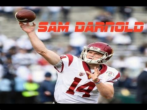 SAM DARNOLD | USC QB | TOP PROSPECTS IN THE NATION | HIGH ...