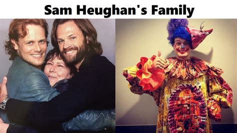 Sam Heughan s Family 2018 | Mother & Brother   YouTube