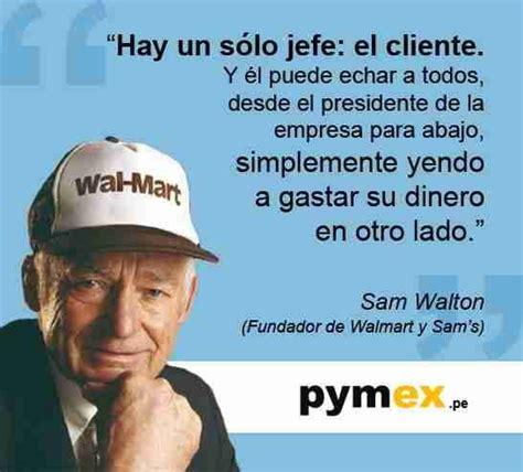 Sam Walton en español | Inspirational Marketing Quotes ...