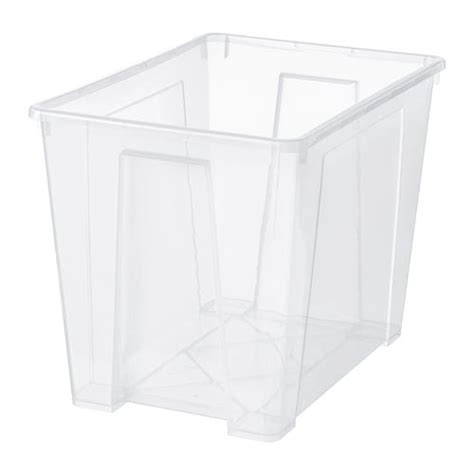 SAMLA Box   IKEA