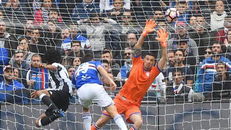 Sampdoria vs. Juventus en vivo online: Jornada 29 de la ...