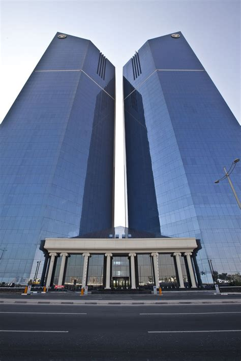 Samrya Twin Towers West   The Skyscraper Center