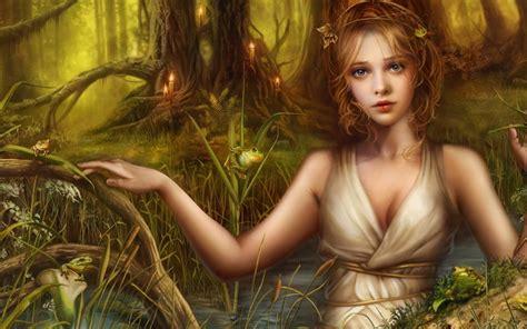 Samsara: Seres mitológicos.
