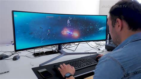Samsung lanza monitor más grande del mundo para gamers+ ...