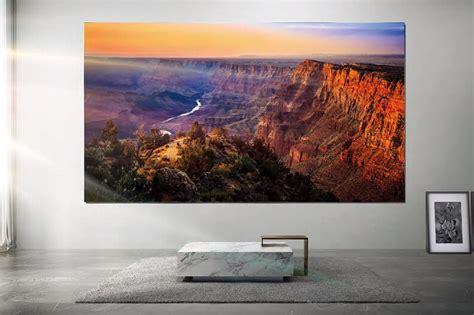 Samsung presenteert tv van ruim 7 meter breed   De Limburger