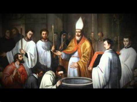 San Agustín de Hipona   YouTube