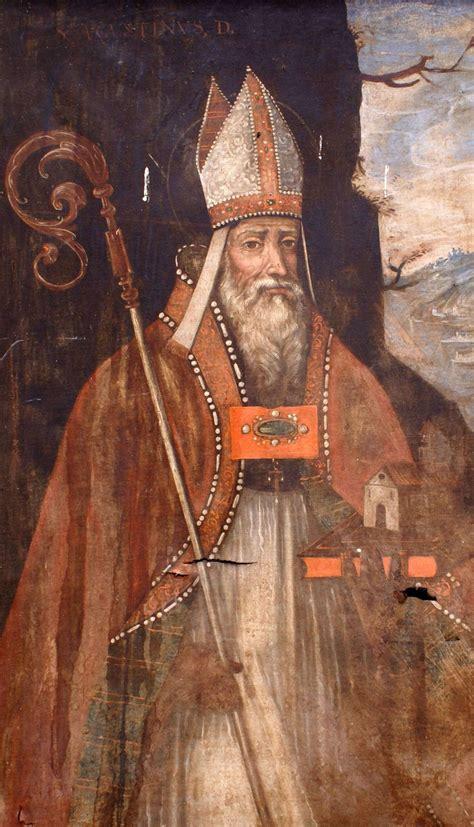 SAN AGUSTÍN, obispo de HIPONA, doctor de la IGLESIA