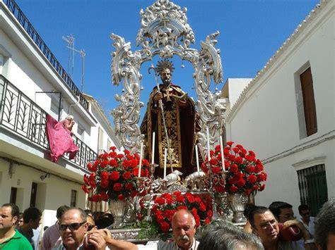 San Antonio Abad de Trigueros: San Antonio Abad procesiona ...
