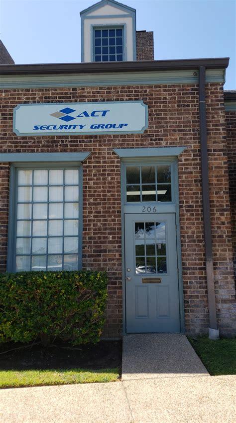 San Antonio Office | ACT Security Group