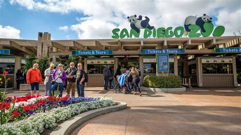 San Diego Zoo   cool family vacation spots in California, USA